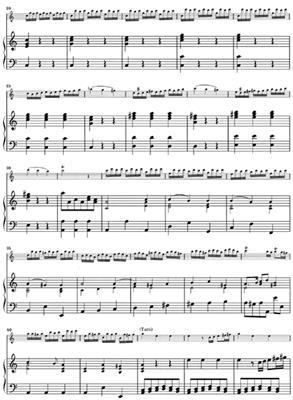 Antonio Vivaldi: Concerto for Flautino: Flute