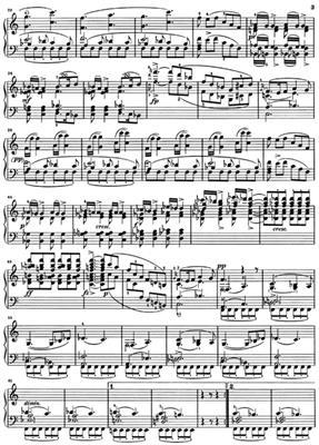 Franz Schubert: Klaviersonate A-Moll Opus Post. 164 D537: Piano