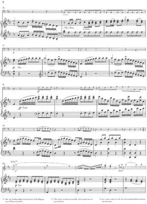Franz Anton Hoffmeister: Concert 1 ( Mit Obligater Violine ): Double Bass