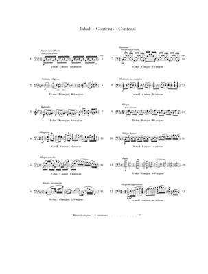 Carlo Alfredo Piatti: 12 Capricci Opus 25: Cello