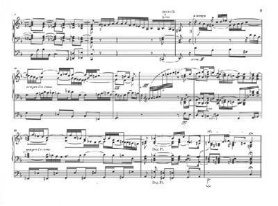 Max Reger: Orgelwerke Ohne Opuszahl: Organ