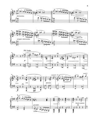 F. Lisz: Vallée d'Obermann: Piano
