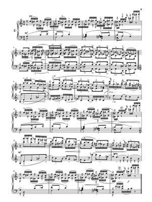 Robert Schumann: Impromptus Op.5 - Fassungen 1833 Und 1850: Piano