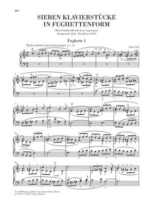 Robert Schumann: Complete Piano Works Volume 6 - Henle Urtext: Piano