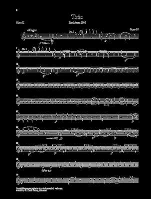 Ludwig van Beethoven: Trio In C Op.87/Variations In C WoO 28: Piano Trio