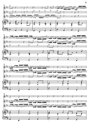 Canon And Gigue In D: Violin