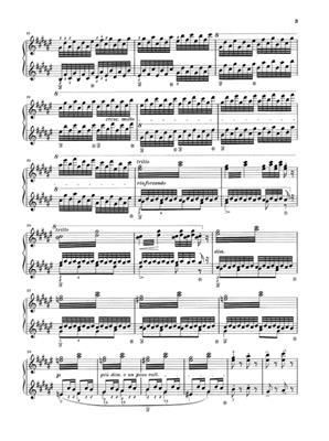 F. Lisz: Les Jeux d'eaux à la Villa d'Este: Piano