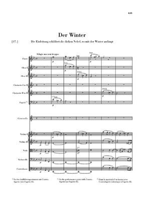 Franz Joseph Haydn: Die Jahreszeiten: Mixed Choir