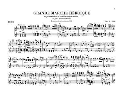 Franz Schubert: Works for Piano Four-hands - Volume III: Piano Duet