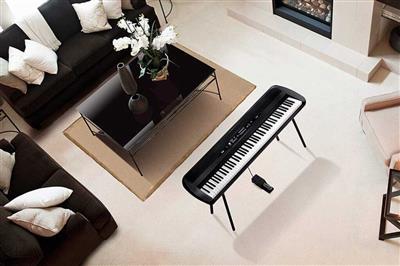 Korg: SP-280 BK Digital Piano Black