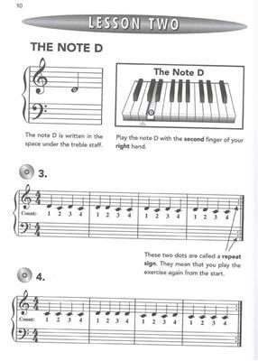 Piano Method 1