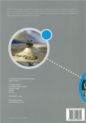London College Music: Lcm Drum Kit Handbook 2009 Grades 1 and 2