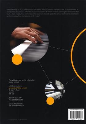 London College Music: LCM Piano Handbook 2013 Step 1