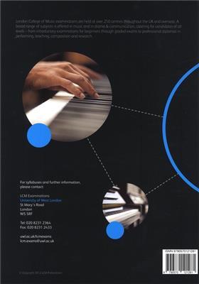London College Music: LCM Piano Handbook 2013 Grade 5