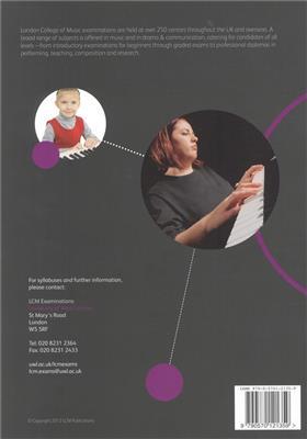 London College Music: LCM Electronic Keyboard Handbook 2013-2017 Grade 3