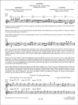 Stephen Dodgson: Progressive Reading for Guitararists: Guitar
