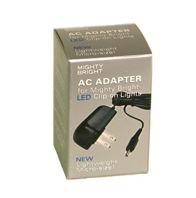 LED AC Adapter (American Plug): Technology