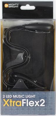 XtraFlex2 Music Light, Black: Accessories