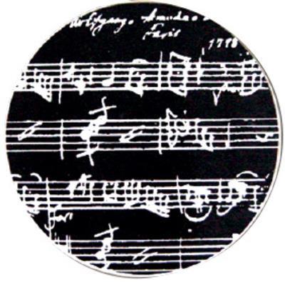 Mugmats Manuscript Black: Gifts