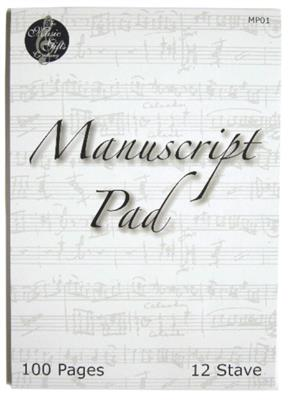 Manuscript Pad: Gifts