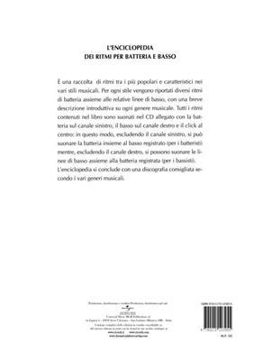 Cristiano Micalizzi: Enciclopedia Dei Ritmi: Drum Kit