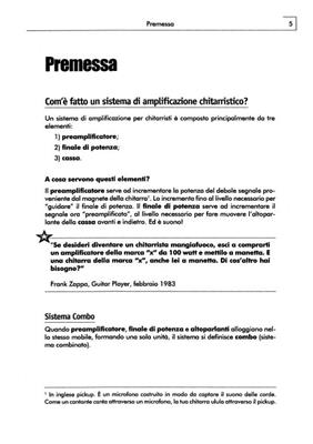 Donato Begotti: Il Preamplificatore: Books on Music