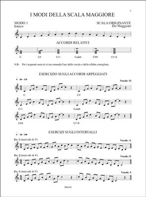 Maurizio Anesa: Il Canto Moderno: Vocal