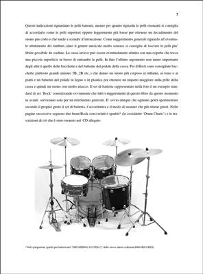 C. Micalizzi: Drumming System 3: Drum Kit
