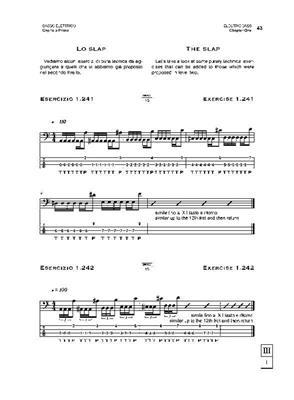 Giannetti: Basso Elettrico - Vol. 3-4: Bass Guitar