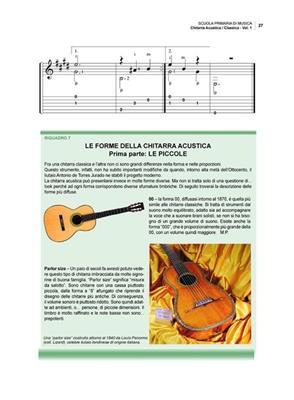 Maurizio Parri: Chitarra acustica e classica - vol. 1: Guitar or Lute