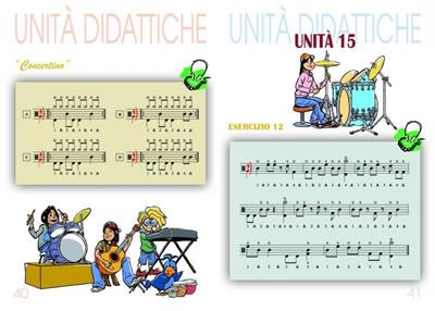 Giovanni Damiani: Primamusica: Batteria Vol.1: Drum Kit