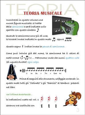 Giovanni Damiani: Primamusica: Batteria Vol.2: Drum Kit