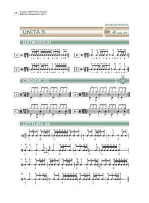 Giovanni Damiani: Batteria e percussioni (Unità didattiche) - vol. 3: Drum Kit