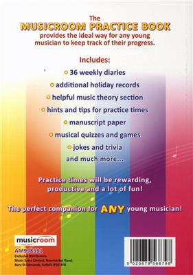 Music Sales: Musicroom Practice Book