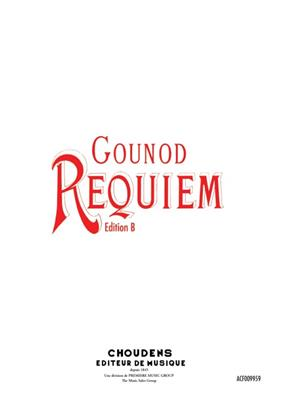 Charles Gounod: Requiem: Vocal Ensemble