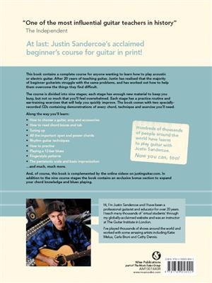 Justinguitar.com Beginner's Course (Spiral Bound)