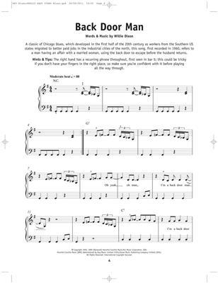 Really Easy Piano: Blues