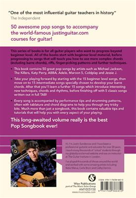 The Justinguitar.com Pop Songbook: Guitar