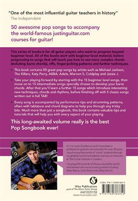 The Justinguitar.com Pop Songbook: Guitar