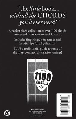 The Little Black Songbook: Chords