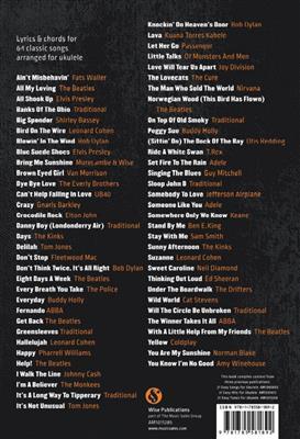 64 Easy Songs For Ukulele: Ukulele
