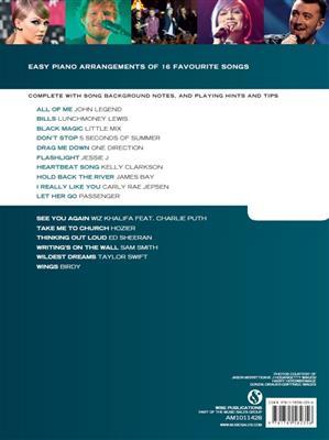 Really Easy Piano Duets: Chart Hits: Easy Piano