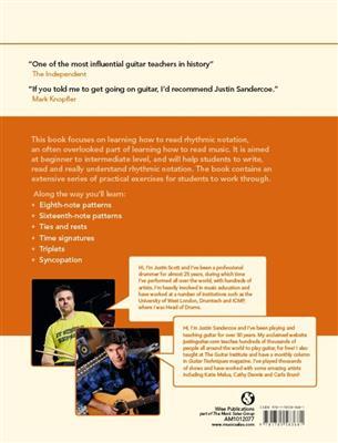 Justinguitar.com Rhythm Reading For Guitarists