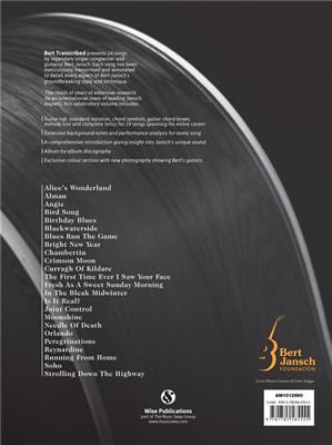Bert Jansch: Bert Transcribed - The Bert Jansch Songbook: Guitar
