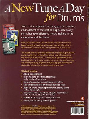A New Tune A Day For Drums: Book One
