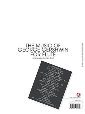 George Gershwin: The Music Of George Gershwin For Flute: Flute