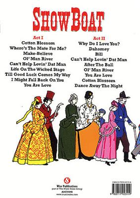Jerome Kern: Showboat: Mixed Choir