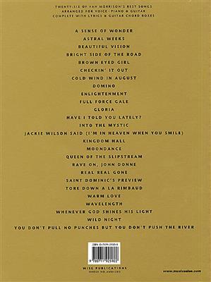 Van Morrison: Van Morrison: Anthology: Piano, Vocal, Guitar