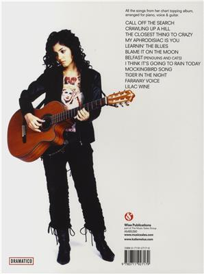 Katie Melua: Call Of The Search: Piano, Vocal and Guitar (songbooks)