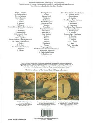 Bartolome Calatayud: The Guitar Music Of Spain Volume 1: Guitar